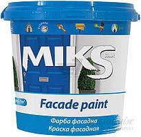 Краска фасадная Miks color 5 литров
