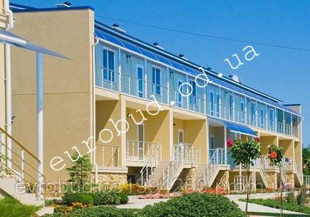 Строительство туристических баз из сип панелей - Евробуд в Одессе