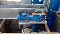 Конвейер цепной скребковый для подсолнечника  ТСЦм-100