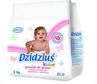 Стиральный порошок для детского белья Dzidzius 3 кг