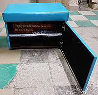 Пуф-шкаф от производителя, пуф обувница без прошивки, фото 1