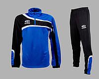 Костюм тренировочный Europaw TeamLine сине-черный [XS]