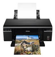 Принтер струйный цветной A4 Epson Stylus Photo P50 (C11CA45341) Black