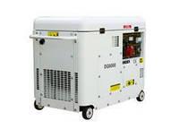 Генератор дизельный 3ф DG6000 (6 кВА)