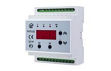 Трехфазное реле контроля напряжения РНПП-302, последовательности, перекоса и обрыва фаз, контроль МП,индикация
