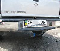 Фаркоп на Nissan NP-300 (с 2008--) Ниссан НП 300