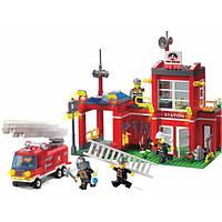 Конструктор Brick Пожарная тревога 910
