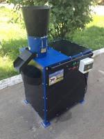Гранулятор топливных пеллет ГКМ-150 (220 В, 4 кВт) матрица 150 мм, 100 кг/час