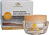 Увлажняющий дневной крем SPF15 Derma Age Collagen, 50мл, Care & Beauty Line