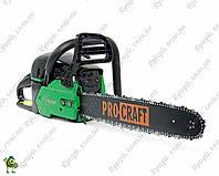 Бензопила ProCraft К450  2 шины, 2 цепи