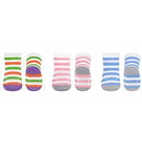 Носки махровые для ползания антискользящие (3 пары) BabyOno 586/02