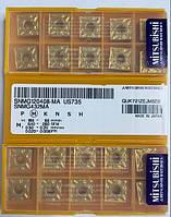 Твердосплавные пластины сменные для резцов SNMG120408-MA US735 MITSUBISHI
