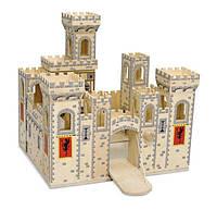 Деревянный рыцарский замок Melissa&Doug Folding Medieval Castle MD11329