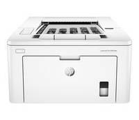 Принтер лазерный ч/б A4 HP LaserJet Pro M203dn (G3Q46A) White