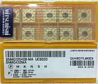 Твердосплавные пластины сменные для резцов SNMG120408-MA UE6020 MITSUBISHI
