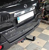 Фаркоп на Nissan X-trail t31 (2007-2014) Ниссан Х Трейл