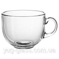 "Чашка 500 мл стеклянная ""Кинг Сайз"" 15с1858 ."