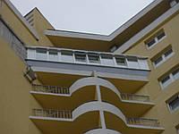 Остеклить балкон и лоджию Rehau под ключ, фото 1