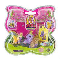 "FILLY Butterfly Glitter Eurissa & Bea з кристалами Swarovski (Бабочки Филли ""Волшебная семья"" - Эурисса и Беа)"