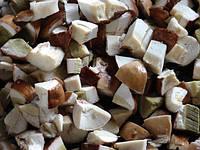 Белый гриб кубик 2 сорт замороженный
