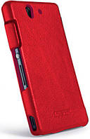 Чехол iCarer Sony Xperia Z L36h коричневый