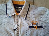 Детская летняя рубашка для мальчика 10881 Турция