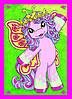 "FILLY Butterfly Glitter Eurissa & Bea з кристалами Swarovski (Бабочки Филли ""Волшебная семья"" - Эурисса и Беа), фото 4"