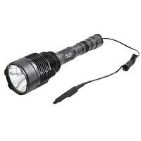 Подствольный фонарь для охоты Police Q2808-T6, выносная кнопка, аккумулятор