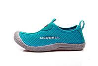 Женские летние кроссовки Merrell Low blue