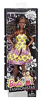 Кукла Барби модница Необычные цветы Barbie Fashionistas Doll 20 Fancy Flowers