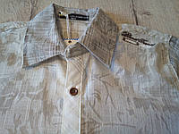 Детская летняя рубашка для мальчика 8245 Турция