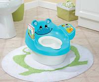 Summer Infant Hippo Tales Potty Музыкальный горшок 3 в 1