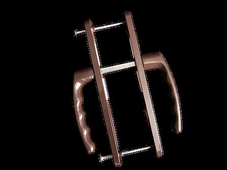 Нажимной гарнитур Vorne 25/92/200 коричневый, фото 2