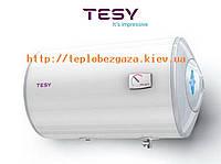 Горизонтальный комбинированный бойлер TESY  Bilight 80L 2.0 kW  (с одним теплообменником_