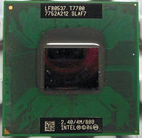 Intel Core 2 Duo T7700 2.4GHz/4M/800 socket P