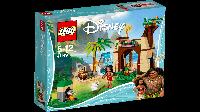LEGO® Disney Princess ПРИКЛЮЧЕНИЯ МОАНЫ НА ЗАТЕРЯННОМ ОСТРОВ 41149