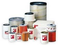 Фильтры воздушные, гидравлические, масляные, топливные