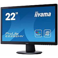 """Iiyama 21.5"""" E2282HV-B1 Black"""