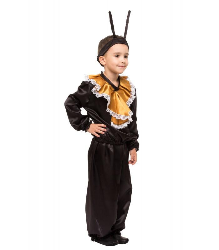Карнавальный костюм Муравья весенний на праздник Весны (3-9 лет)