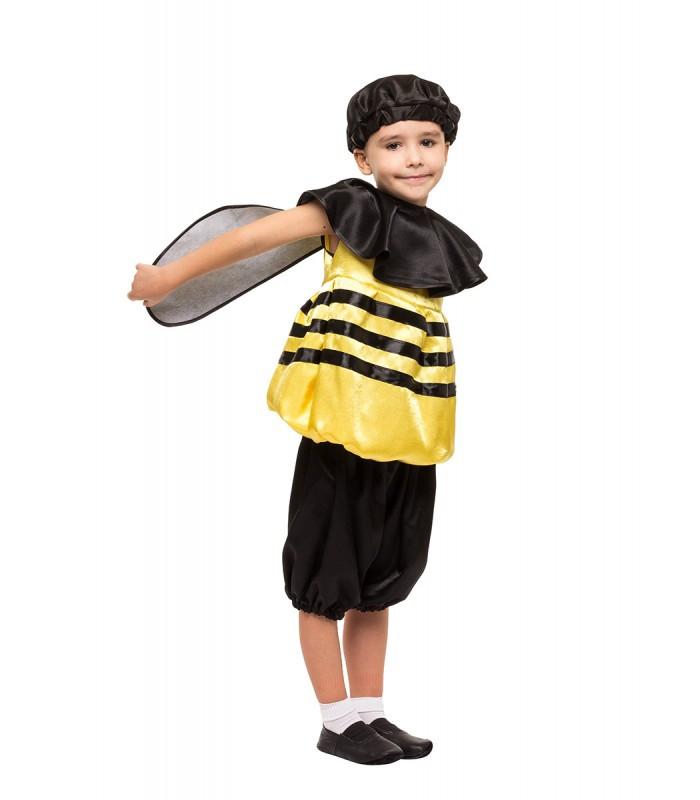 Карнавальный костюм Пчелки весенний на праздник Весны (4-8 лет)
