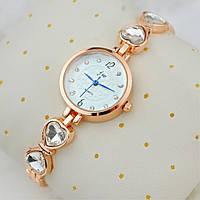 Классические женские часы JW (White)