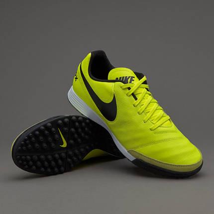 898d789b Сороконожки Nike TiempoX Genio II Leather TF 819216-707 Найк Темпо  (Оригинал),