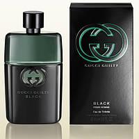 Туалетная вода - Тестер Gucci Guilty Black Pour Homme