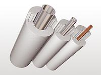 Теплоизоляция пенопласт для труб  d 50 мм, толщина стенки - 15мм