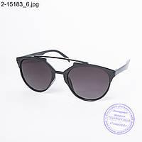 Солнцезащитные очки унисекс черные - 2-15183, фото 1
