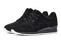 Кросівки чоловічі Asics Gel Lyte III Raven (в стилі азикс) чорні