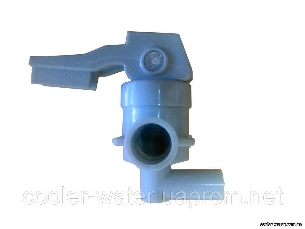 Кран холодної води кнопковий до кулерів