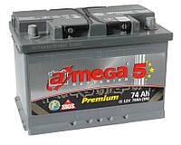 Аккумулятор A-MEGA PREMIUM (M5) 6СТ-74-А3