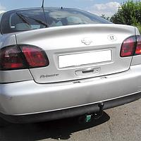 Фаркоп на Nissan Primera P11 (1996-2002) Ниссан Примера