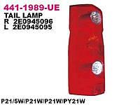 DEPO 441-1989R-UE Фонарь задний VW Crafter, 06-, R